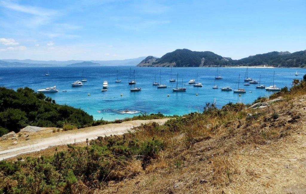Galicia - Cies islands - Galicia Holiday